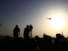 U.S. Service Member Killed Near Fight For Mosul In Iraq