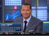 Alex Rodriguez's Reaction To Pete Rose Saying That A-Rod Was Inspired By Derek Jeter Was Priceless