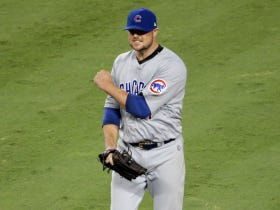 Jon Lester Continues To Establish Himself As One Of The Greatest Postseason Pitchers Of All-Time, Cubs Take 3-2 Series Lead