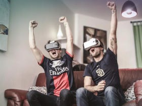 Live Virtual Reality Sports Broadcasts Are Coming So I Guess This Means We're In The Future