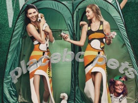 Magazine Cover Gets So Photoshopped That Kendall Jenner And Gigi Hadid Don't Have Knees