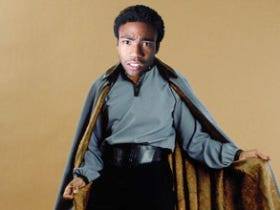 Donald Glover Has Been Cast As Young Lando Calrissian In The Upcoming Han Solo Movie