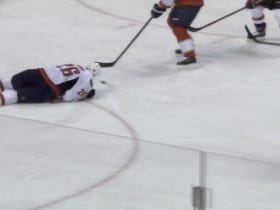 Daniel Winnik Blocked A Shot With His Head And Lost a Piece Of His Ear