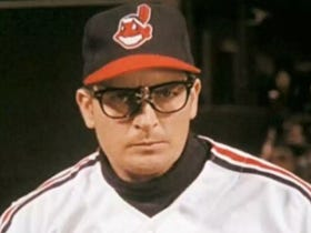 Charlie Sheen Wants To Throw Out The First Pitch At The World Series As 'Wild Thing' Ricky Vaughn