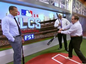 Watching Pete Rose, A-Rod And Frank Thomas Talk About Hitting Is Fascinating Stuff
