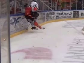 Pretty Sure We Just Witnessed A Murder In The Finnish League