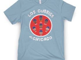 Los Cubbies de Chicago Shirts In Store Now!