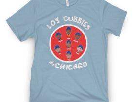 Los Cubbies de Chicago Shirts In Store Now!