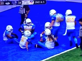The Chinese Arena Football League Is At It Again