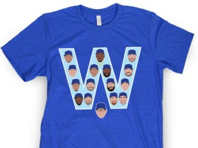 New Cubs Shirts And All The Old Classics In The Store Now