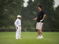 Gary Player Hanging Out With Yao Ming Led To Some Laugh Out Loud Funny Pictures