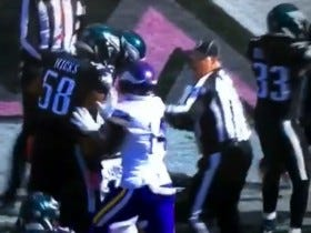 This Ref Just Tossed Stefon Diggs Directly Out Of The Club