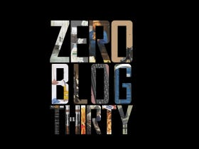 Zero Blog Thirty #7 Is Up