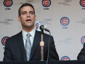 It Took Theo Epstein Exactly 5 Years To The Day To Bring The Cubs To The World Series