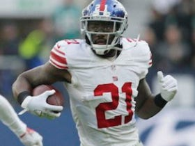Defense Pushes Giants To 4-3 With Win In London