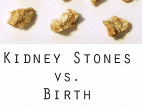 Woman Thinks She Has Kidney Stones: It's Actually A Baby