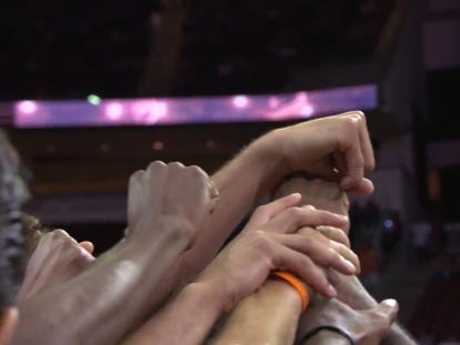 This Knicks Hype Video Has Me FIRED UP For Tomorrow Night's Season Opener In Cleveland