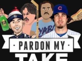 Pardon My Take With Dan Haren
