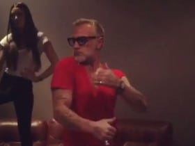 I May Sweat Gianluca Vacchi And His Dancing Abilities More Than Any Human In the World