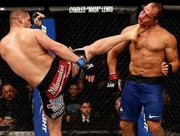 Monday Afternoon Pick Me Up: Every Head Kick Finish In UFC History (allegedly)