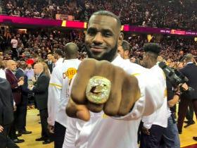 The NBA Had An Electric Opening Night