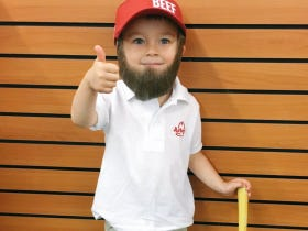 This Kid Just Won Best Halloween Costume For The Year