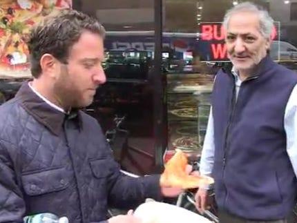 Barstool Pizza Review – Pastafina