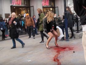 """This """"Period Explosion"""" Prank Is The Stupidest Thing I've Ever Seen"""