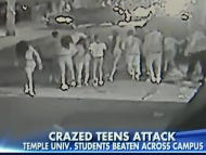 Flash Mobs Of Teens Are Wrecking Havoc On Temple's Campus, Are Attacking People In Droves
