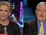 "Watch Newt Gingrich Say Megyn Kelly Is ""Fascinated With Sex"" And The Two Battle Over Bill Clinton/Donald Trump Sexual Histories"