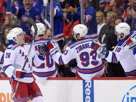 Rangers Look To Stay Hot As Bruins Limp Into Town