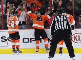 The Travis Konecny Era Sparks Yet Another Flyers 3rd Period Comeback