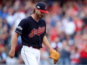 Indians Josh Tomlin Will Get To Pitch In The World Series In Front Of His Father, Who Was Paralyzed In August