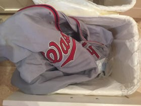 Max Scherzer's Wife Threw Away His 2nd No Hitter Jersey And His Tweets Were Great