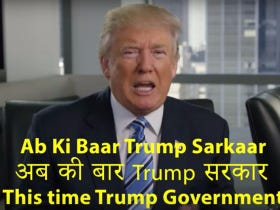 Trump Speaking Hindi In New Ad Is Laugh Out Loud Funny