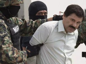 El Chapo Is Going Nuts In Prison Because They Cut His Sex Visits From Four Hours A Week To Two And They Keep Waking Him Up