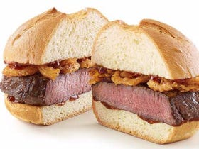 Arby's Is Releasing A Venison Sandwich And I Say It's A Hard Pass