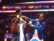 Desiigner Got Booed Off The Court At A 76ers Game