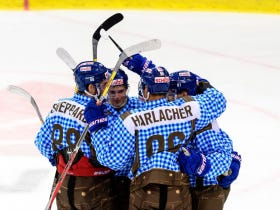 It's The Most Wonderful Time Of The Year: Time For Hockey Teams To Break Out Oktoberfest Jerseys