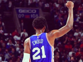 Joel Embiid's Debut Lived Up To Every Expectation Anyone Could Have (Other Than Actually Winning)