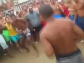 Contrary To Popular Belief, You Probably Don't Want To Find Yourself In A Brazilian Prison Fight