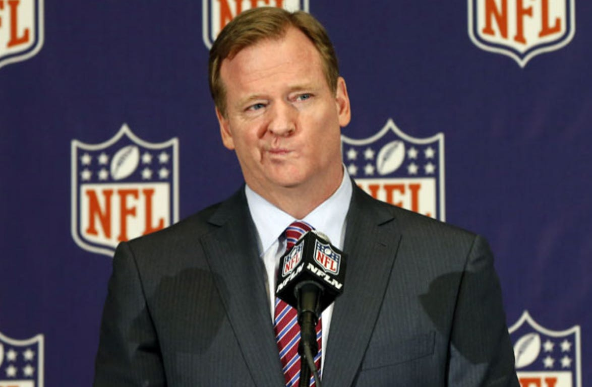 goodells women Roger goodell's change of ray rice ban doesn't quiet criticism he sent a memo to team executives to announce that four women had been appointed to.