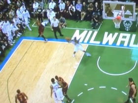 J.R. Smith Saying Hi To Jason Terry Instead Of Playing Defense And Then Giving Up An Open Dunk Is Prototypical J.R. Smith