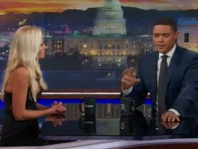 Tomi Lahren Goes On The Daily Show…Cue The EVISCERATION! Fire Up The DESTRUCTION!