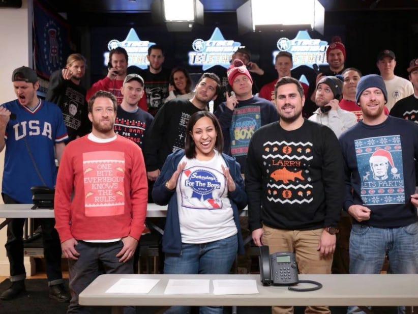 Barstool Office Power Rankings – Week 13
