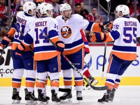Islanders Shutout The Capitals In Washington, The Streak Is Officially Official