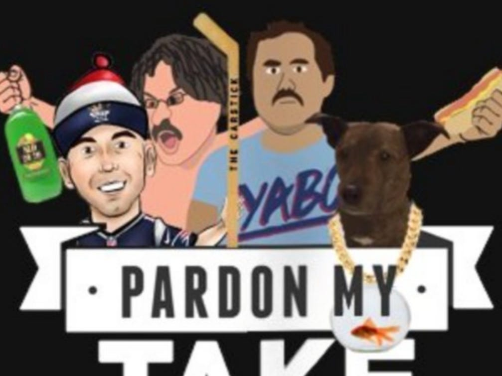 Pardon My Take 12-2 With LA Rams Quarterback Jared Goff