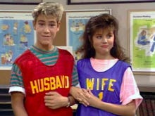 The Saved By The Bell Producer Says That Zack Morris And Kally Kapowski Would Be Divorced By Now. Fuckkkkkkkk Him.