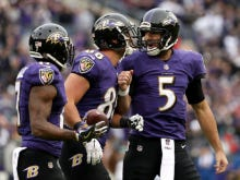Ravens OBLITERATE The Dolphins 38-6