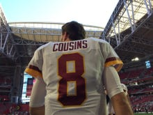 Redskins vs Cardinals, Big Game Out In The Desert Live Blog Is Live